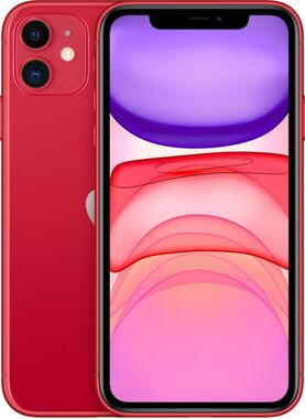 New Apple iPhone 11 256Gb Red