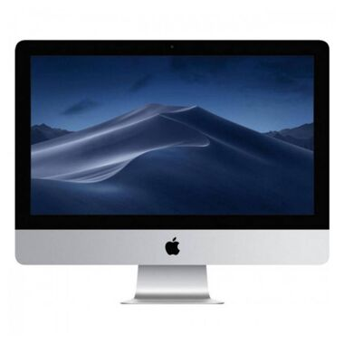 New Apple iMac 21