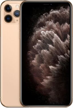 New Apple iPhone 11 Pro Max 64Gb Gold Dual SIM