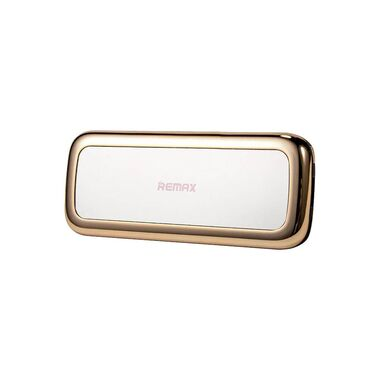 Power Bank REMAX Mirror RPP-35 5500mah  gold