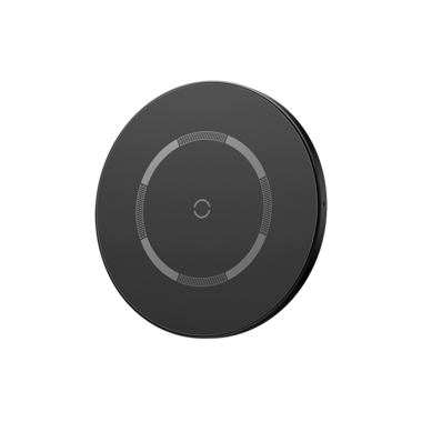 БЗУ Baseus Simple Mini Magnetic Wireless Charger(suit forIP12 with Type-C cable 1.5m) / Black