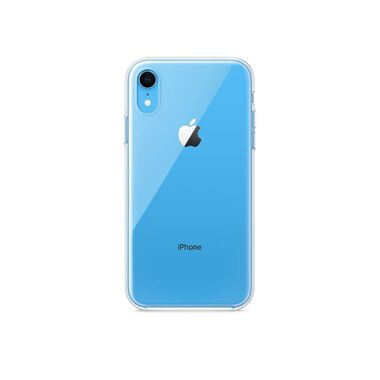 Чехол Apple Clear Case for iPhone Xr