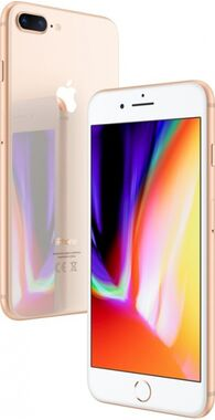 New Apple iPhone 8 Plus 256Gb Gold