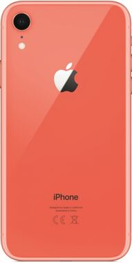 New Apple iPhone XR 64Gb Coral